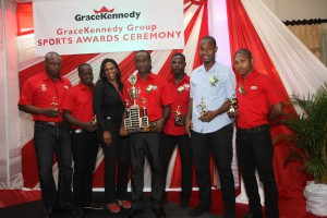 2015 GraceKennedy Sports Champs Awards