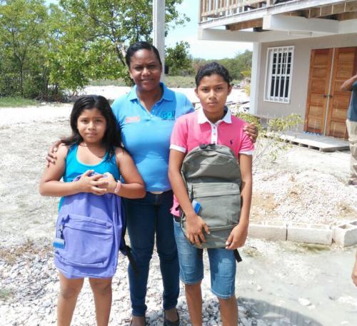 GK BelizeHurricane Relief