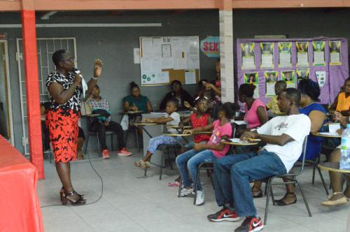 GK Supports Parent Month Seminar