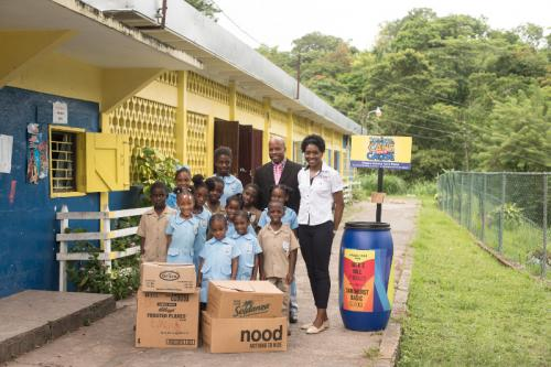 Hi-Lo Cans For a Cause- Jack's Hill Primary and Sandhurst Basic Schools