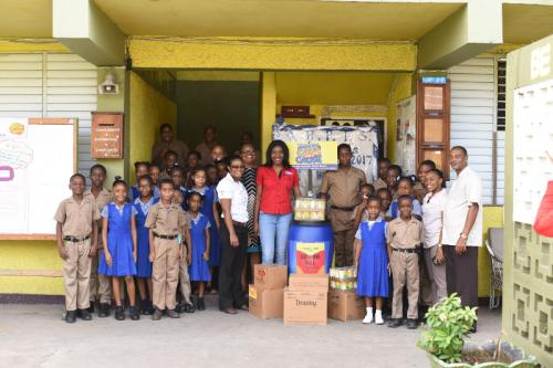 Hi-Lo Cans for a Cause- Catherine Hall Primary