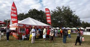 Grace Jamaican Jerk Festival 2013