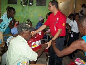 Grace & Staff Foundation Treats the elderly
