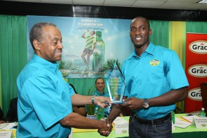 Hansle's Grace Aloe Vera Launch Ceremony